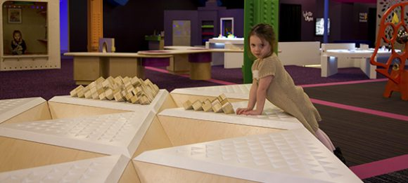 DuPage Children's Museum Renovation 2015