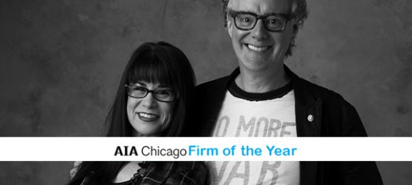 Architecture Is Fun Is Firm of the Year!